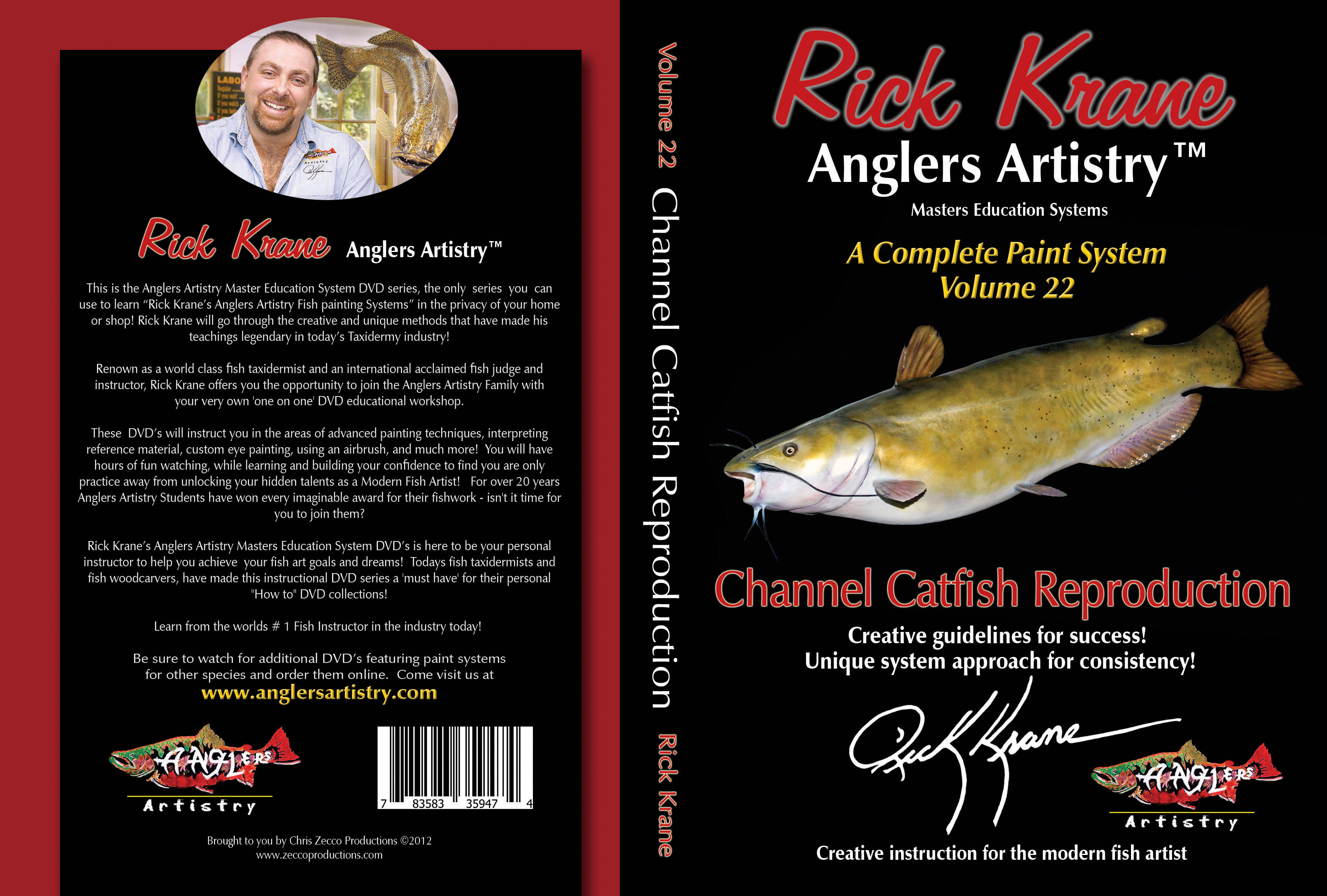 Volume 22 - Channel Catfish Reproduction