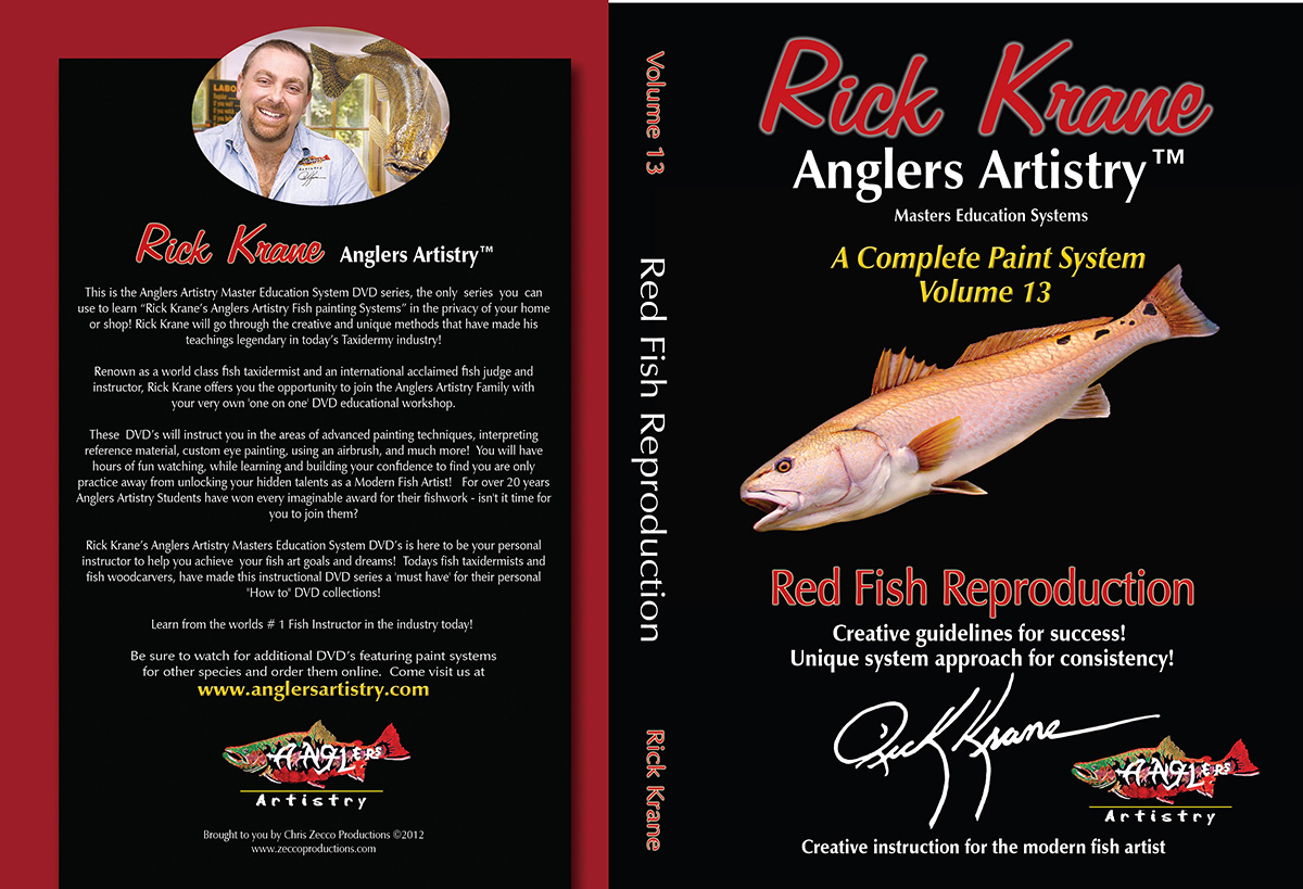 Volume 13 - Redfish Reproduction