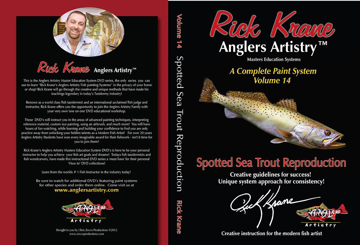 Volume 14 -Speckled Trout Reproduction