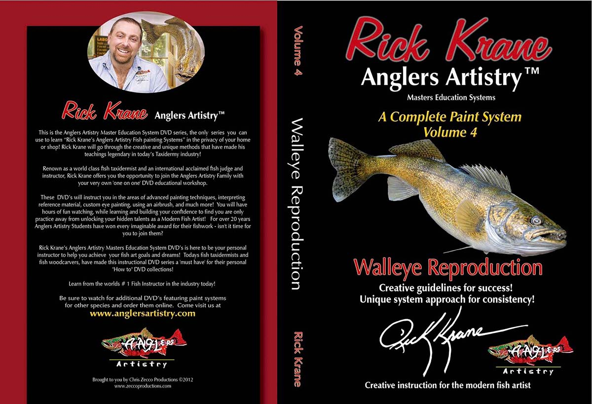 Volume 4 - Walleye Reproduction