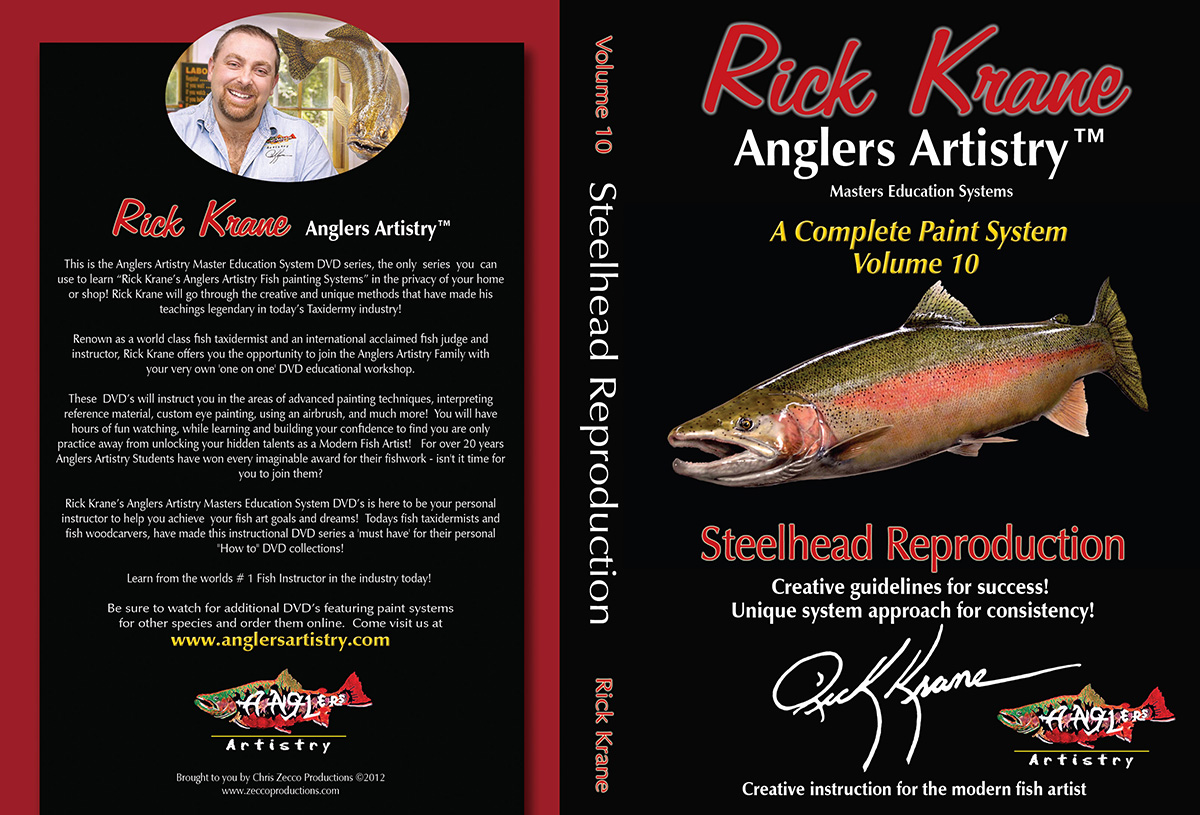 Volume 10 - Steelhead Winter Phase Reproduction