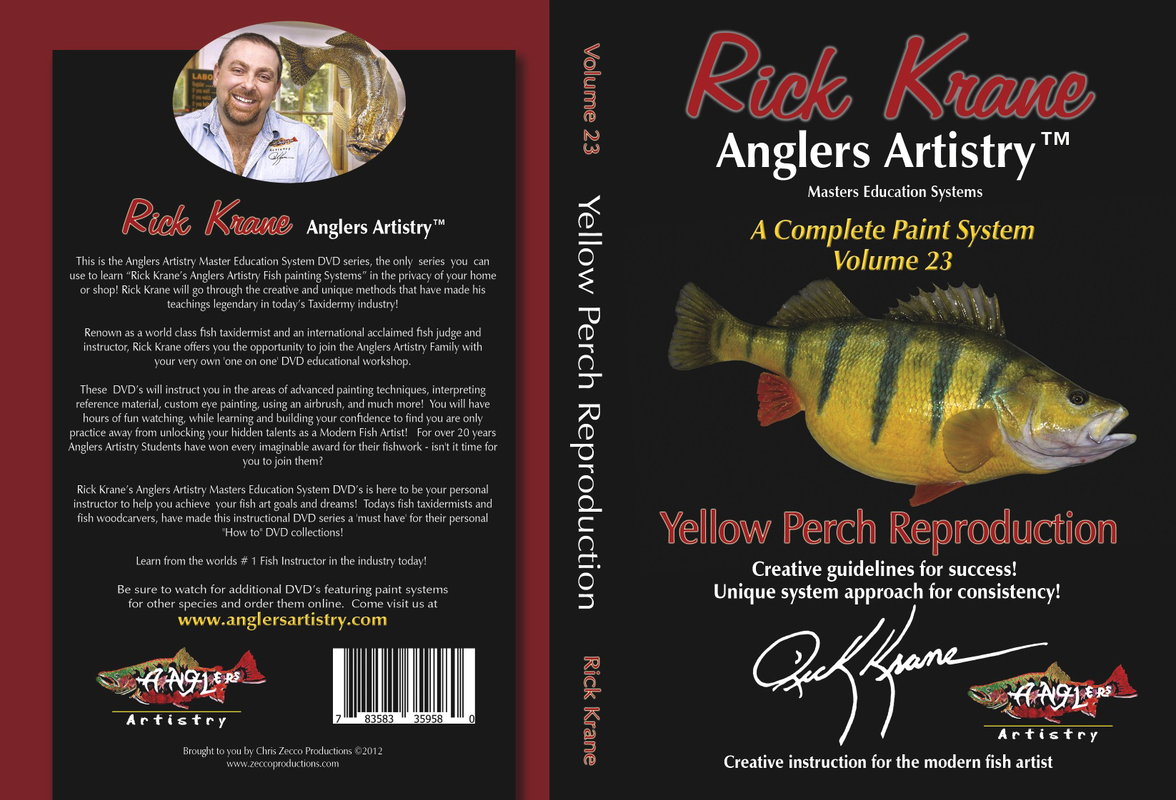 Volume 23 - Yellow Perch Reproduction