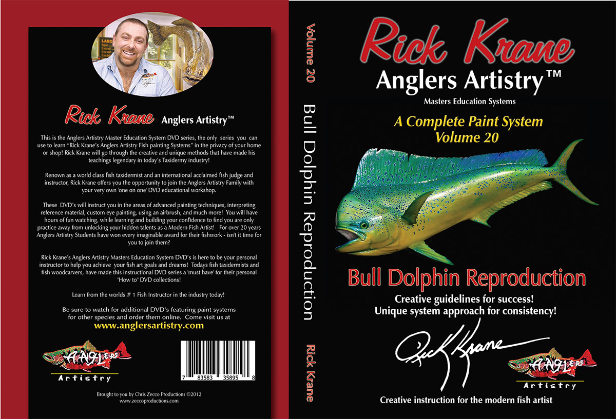 Volume 20: Bull Dolphin Reproduction