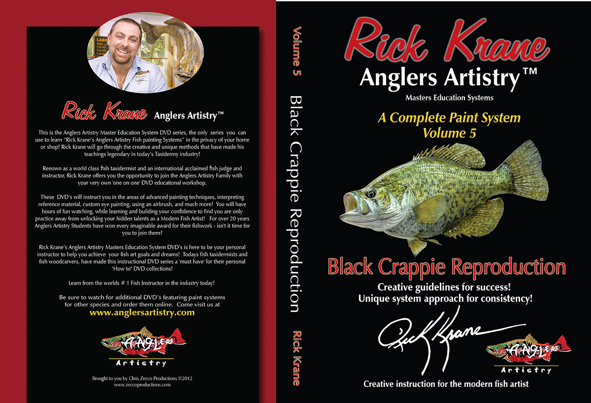 Volume 5 - Black Crappie Reproduction