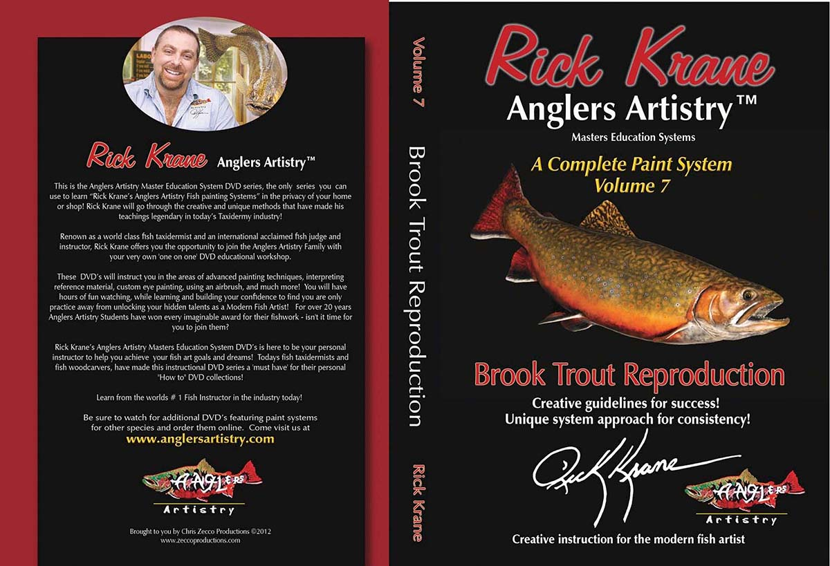 Volume 7 - Brook Trout Reproduction