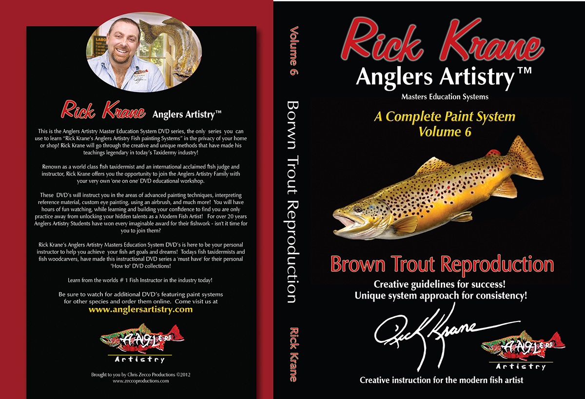 Volume 6 - Brown Trout Reproduction
