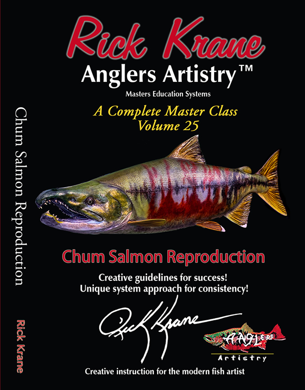 Volume 25 - Competition Chum Salmon Reproduction USB Thumb Drive