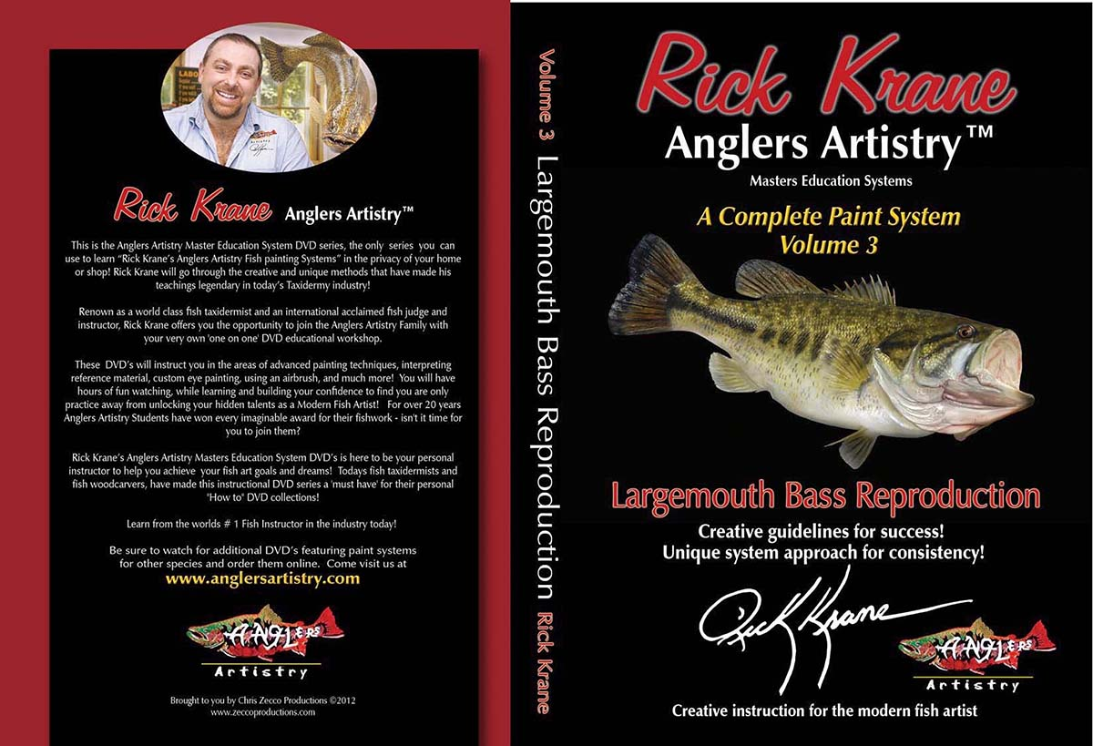 Volume 3 - Largemouth Bass Reproduction