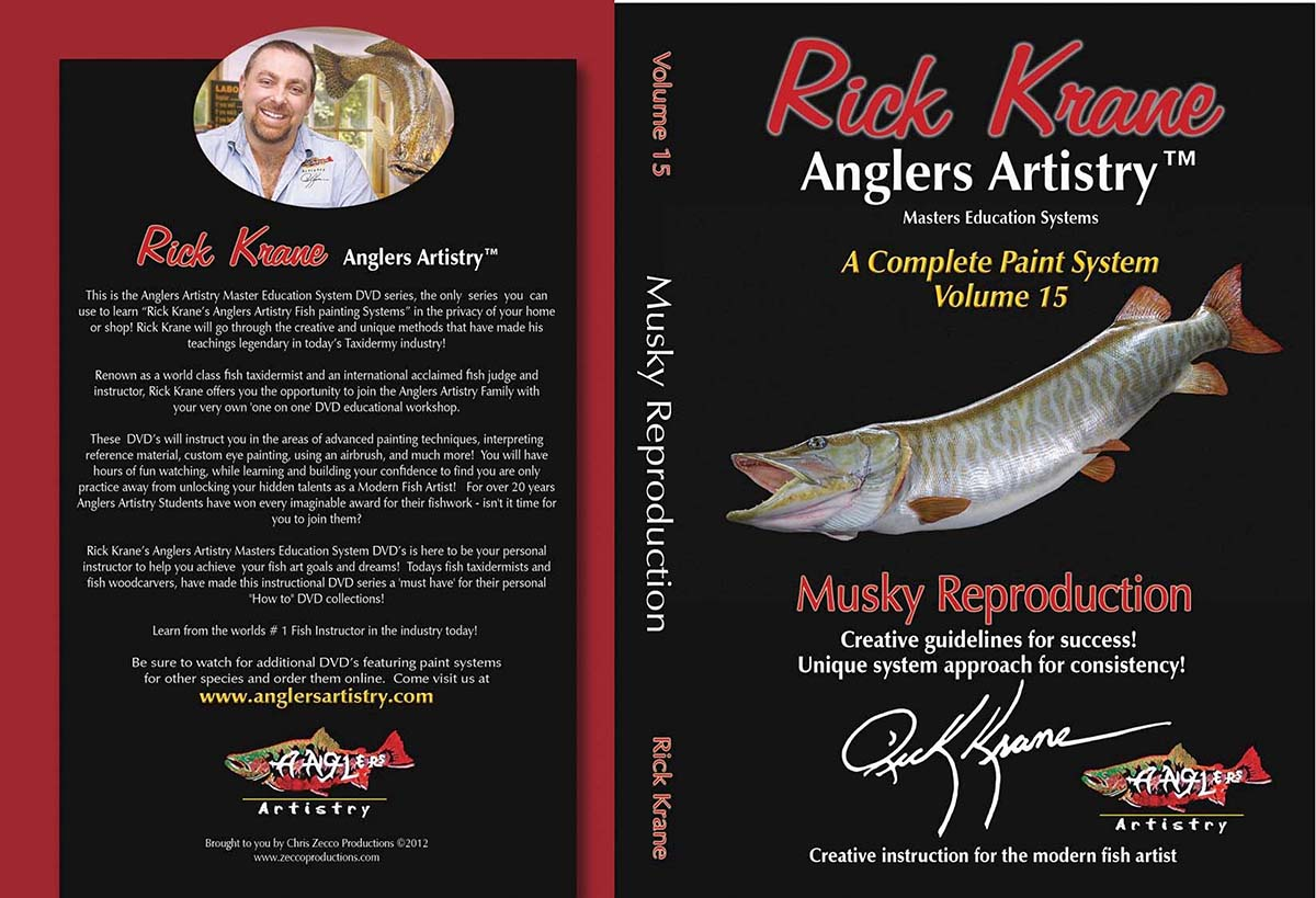 Volume 15 - Musky Reproduction
