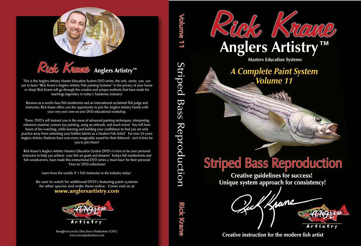 Volume 11 - Striped Bass (Rockfish) Reproduction