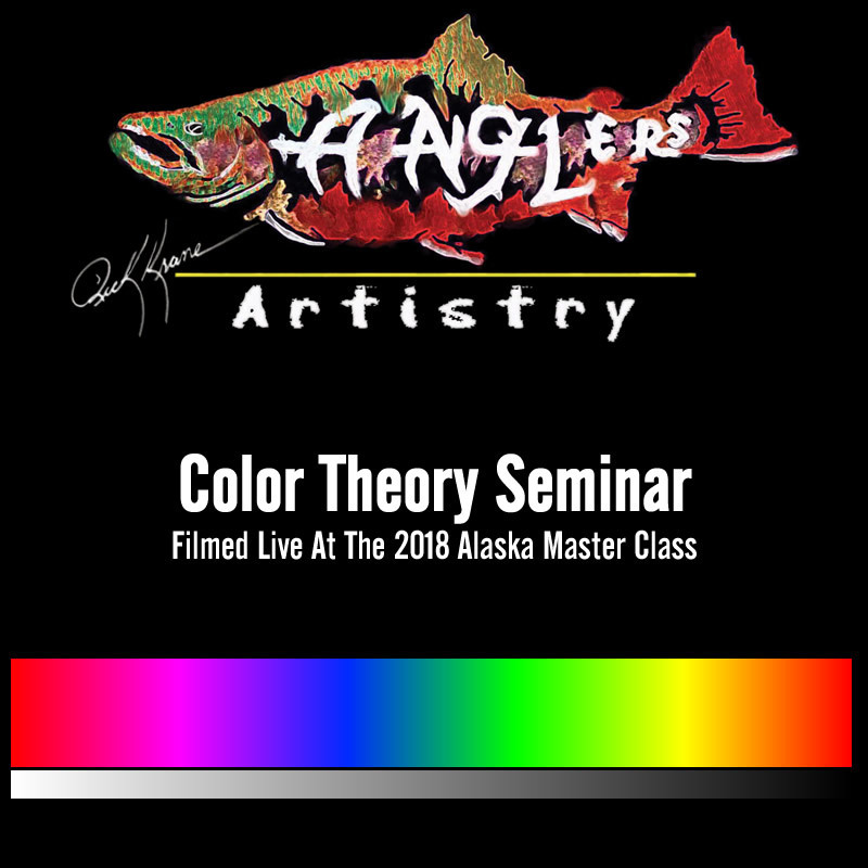 Color Theory Seminar - Live Filmed